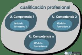 Estructura de una Cualificación Profesional