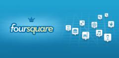 Logo de foursquare