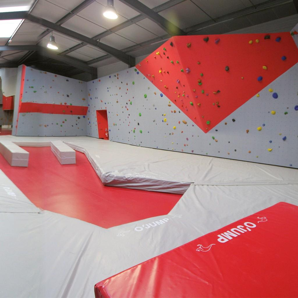 250 X 200 Mat For Indoor Rock Rooms 250 X 200 X 30 Cm O Jump