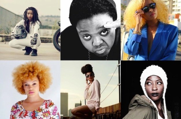female south african rappers talk about the south african hip hop scene