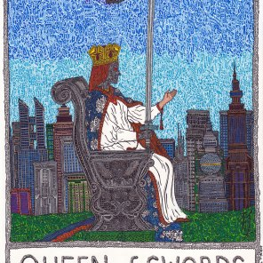 Queen of Swords (2012)