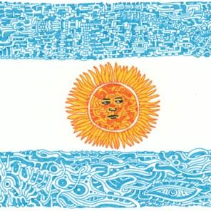 Argentine Back Breaker (2011) SOLD
