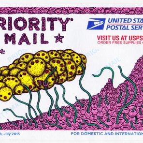 Priority mail (2017)