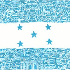 Stars of Honduras (2011) SOLD