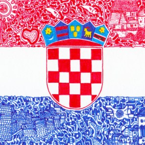 The Croatia (2014) SOLD