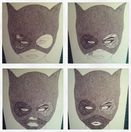 Catwoman - WIP 2