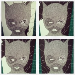 Catwoman - WIP 3