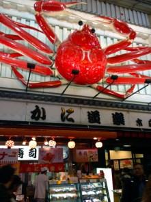 Crab Osaka