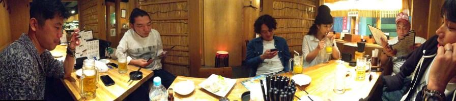 The forth Izakaya of the day in Ueno