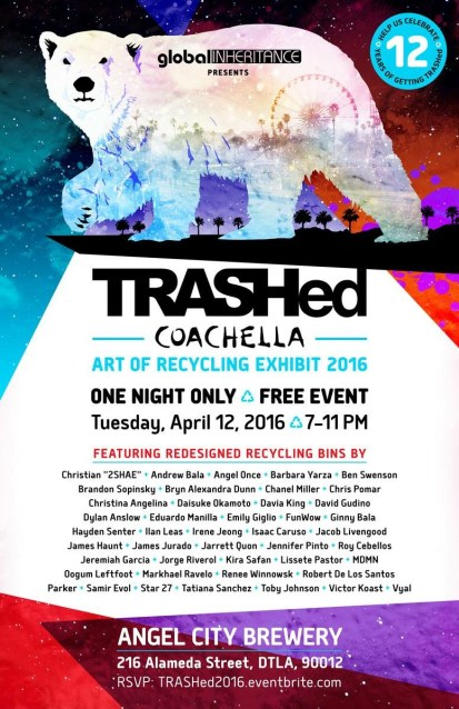 TRASHed Coachella