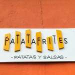 Going Dutch! Patata Frites, Antigua Guatemala