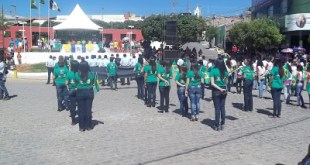 Porteiras-CE, desfile cívico também homenageia Welington Landim
