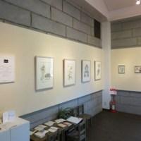 【アート】前田陽子 初個展 another BOOKS 本とイラストと想像の楽しい遊戯