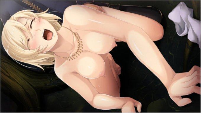 [HCG] 鉄と裸 [つるみく] (32)