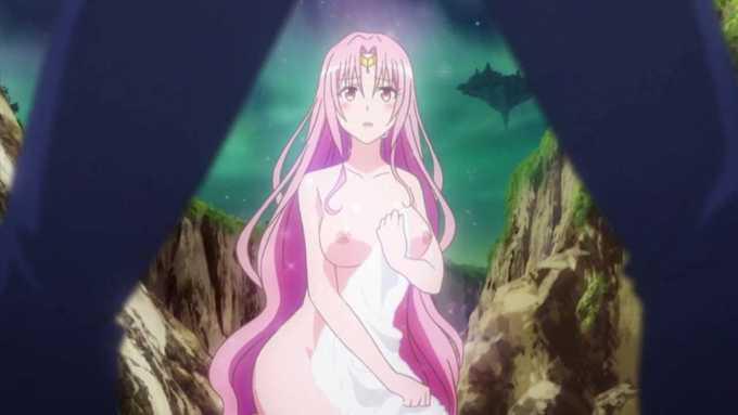 ToLOVEる ダークネス OVA第8巻 キャプチャー エロ画像 (39)