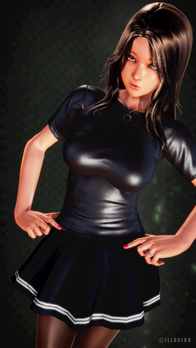 [Illusion(イリュージョン)] ハニーセレクト エロ画像・エロ動画 Part4 [3DCG・HCG] (13)