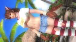 【Dead or Alive 5】 DOAのセクシーなハロウィンコスチューム画像 (2)