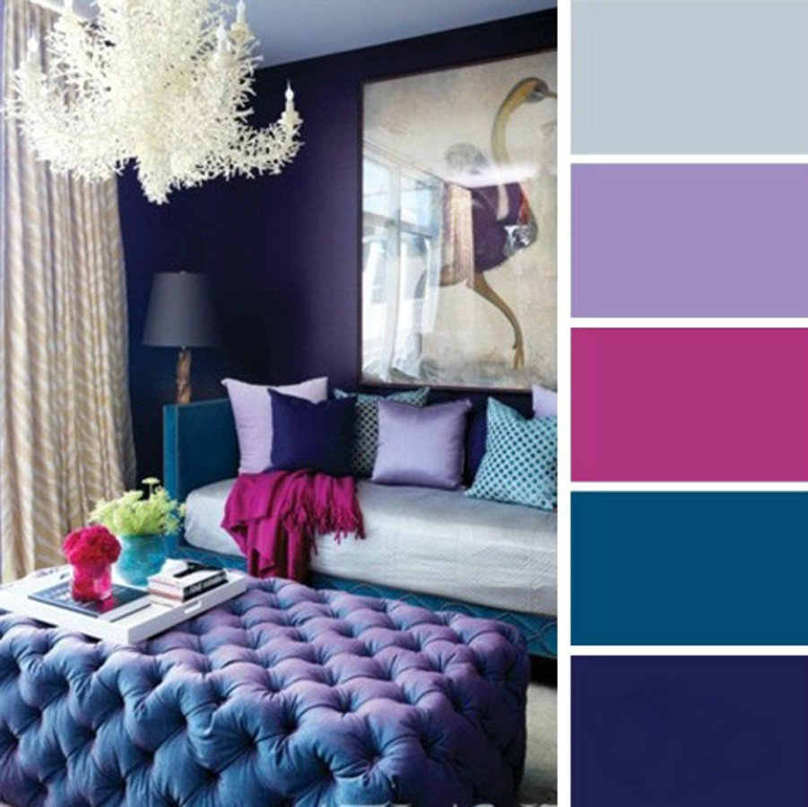 Ideas De Color Para Pintar Un Dormitorio 15 Ideas De Combinaciones De Colores Para Tu Dormitorio