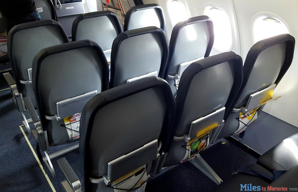 Spirit Airlines Exposed Metal Seats Has the Company Gone Too Far?