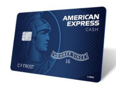 The American Express Cash Magnet Credit Card Review - card