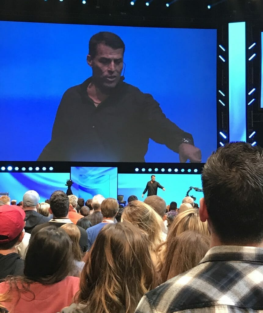 Bad Guy Set It Off Chords Why I Walked Out On Tony Robbins