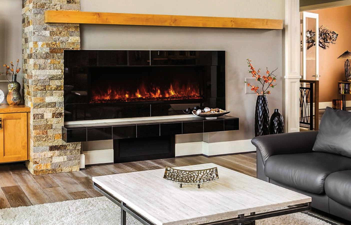 Electric Fireplace.com Electric Fireplaces Okell S Fireplace San Francisco Ca