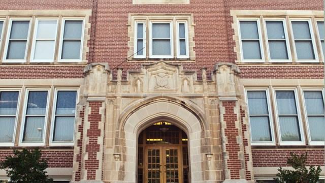 Edgemere Elementary School (Mark Hancock)