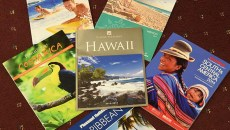 Travel Brochures at Big Sky Travel Source.  mh