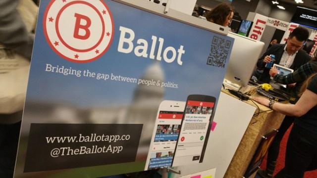 BAllot-App