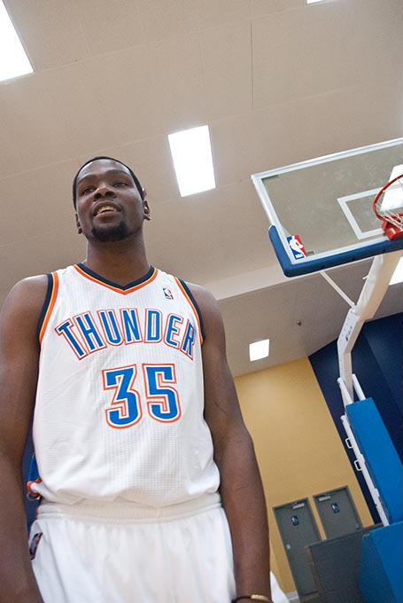 Kevin Durant 111mh