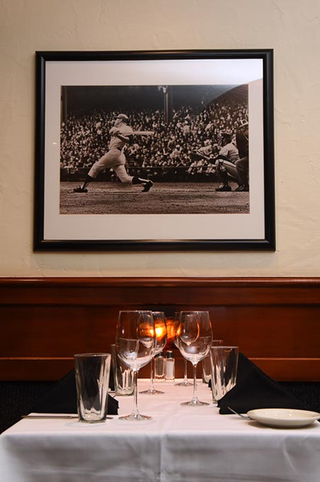 Mickey Mantle's Steakhouse. (Mark Hancock / File)