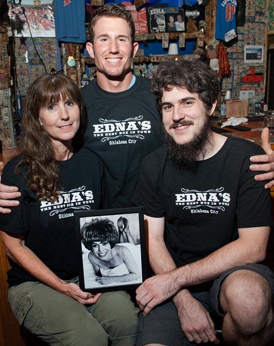 Edna's (Mark Hancock)
