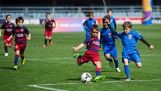 FCB Escola Youth Camp 1