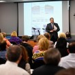 Nico Gomez, CEO of The Oklahoma Health Care Authority, talks about the Medicaid Rebalancing Act of 2020, Thursday, April 7, 2016.  (Garett Fisbeck)