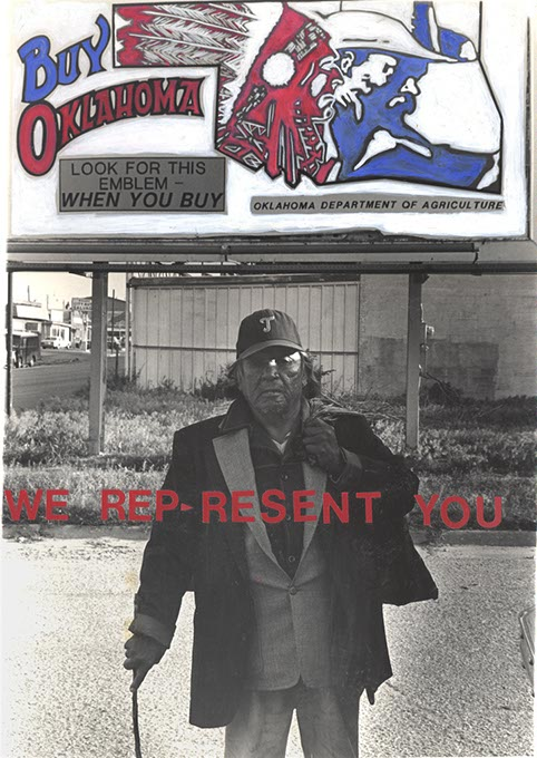 """We Rep-Resent You"" by Richard Ray Whitman (Photo (c) Richard Ray Whitman / Used with permission)"