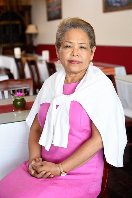 Owner Lawan Rattana hopes customers of Gin Thai Fusion will better understand the flavors of Thailand's many regions. (Garett Fisbeck)