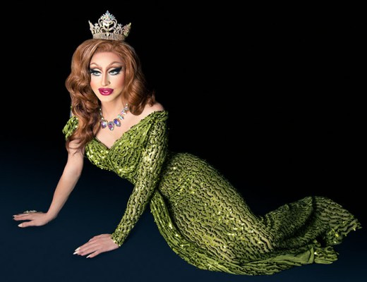 Carmen MGO 2015 Green Full Color Photo Carrie Strong - provided