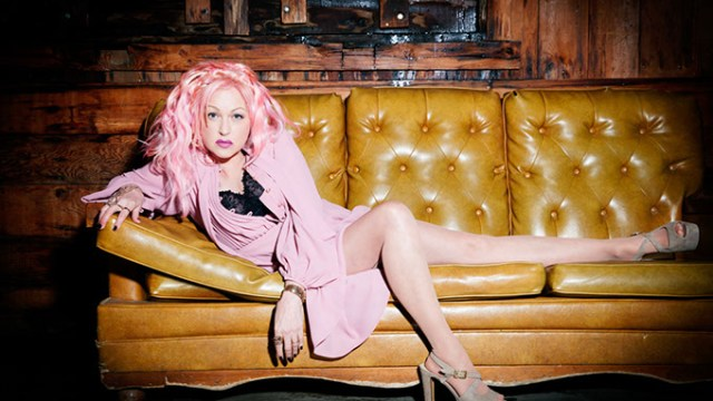 Cyndi Lauper Sofa photo credit Chapman Baehler
