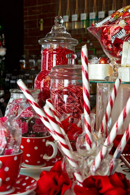 Money spent at small local businesses like 42nd Street Candy Co. pictured benefits the local community. | Photo Gazette / file