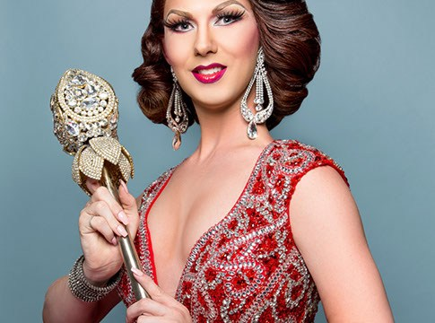 Miss Gay Oklahoma 2016 Ry'lee Hilton (Carrie Strong / provided)