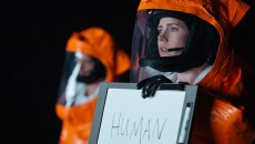 Amy Adams (right) as Louise Banks in Arrival (Paramount Pictures / provided)