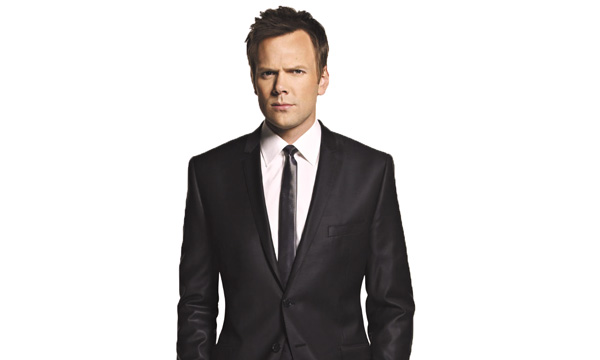 Joel McHale performs Jan. 28 at Riverwind Casino. (provided)