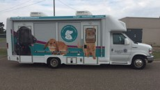 The City of Oklahoma City's Animal Welfare Waggin' Wagon | Photo provided