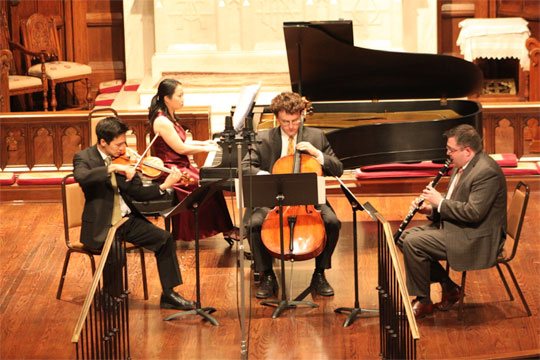 clarinet-trio