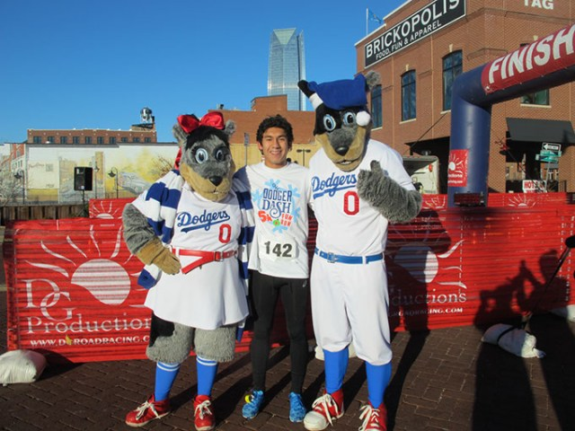 OKC Dodgers Baseball Foundation's last run was the Dodger Dash in 2015. (OKC Dodgers Baseball Foundation / provided)
