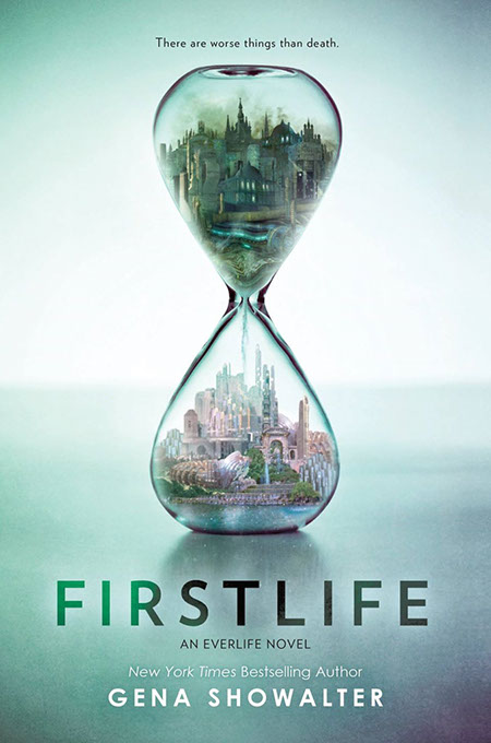<em>Firstlife</em>, the first book in Gena Showalter's series (provided)