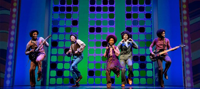 <em>Motown: The Musical</em> is a great way for youths to discover music of the 20th century, as it features 40 songs by Motown legends. (OKC Broadway / provided)