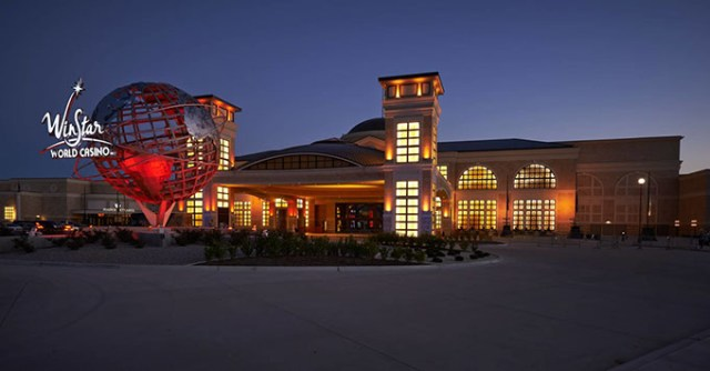 WinStar World Casino and Resort and Oklahoma's other casinos have a profound economic impact on the state. (WinStar World Casino and Resort / provided)