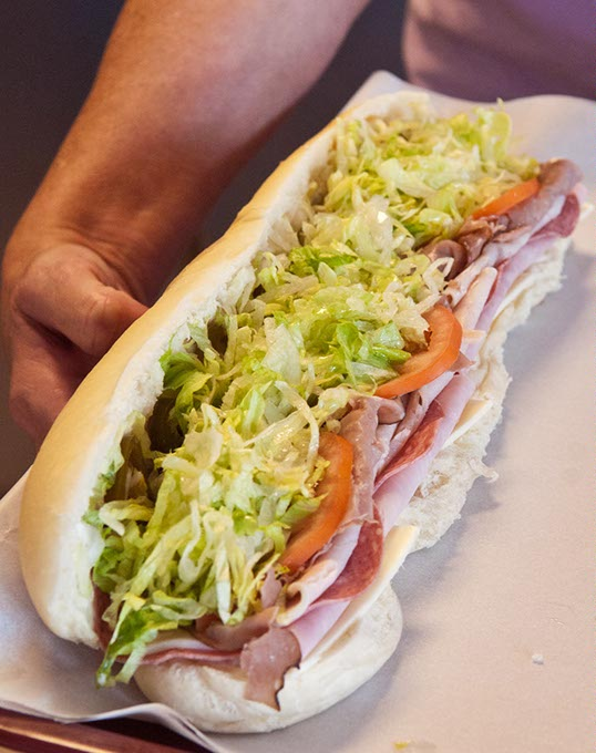 The Torpedo at Neptune Submarine Sandwiches (Gazette / file)