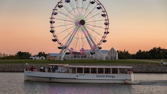 132 Photo Oklahoma River Cruises